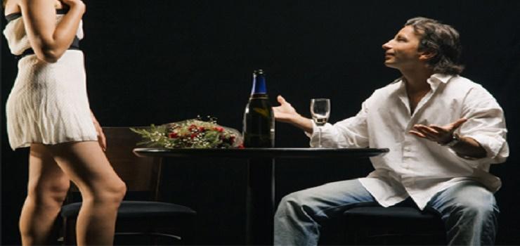 van valaki a valós életbeli randevún